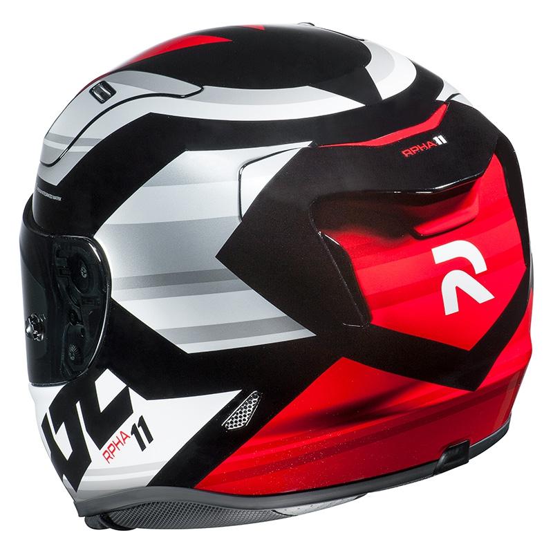 HJC RPHA 11 Naxos Helmet - Red