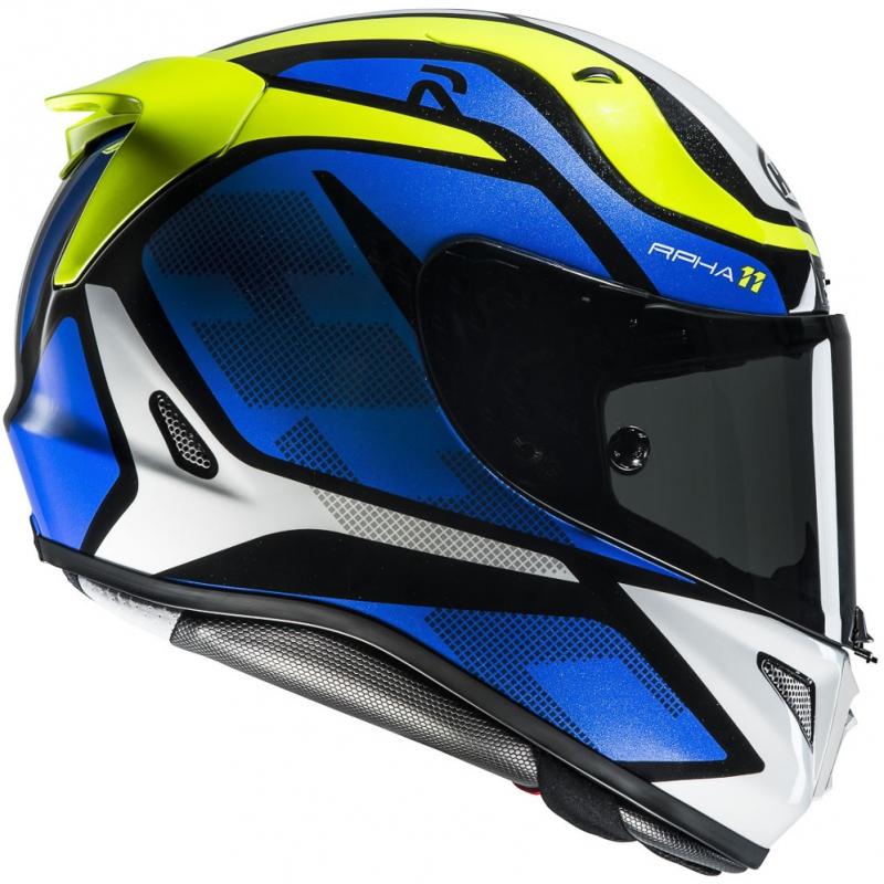 HJC RPHA 11 Deroka Blue X-Large