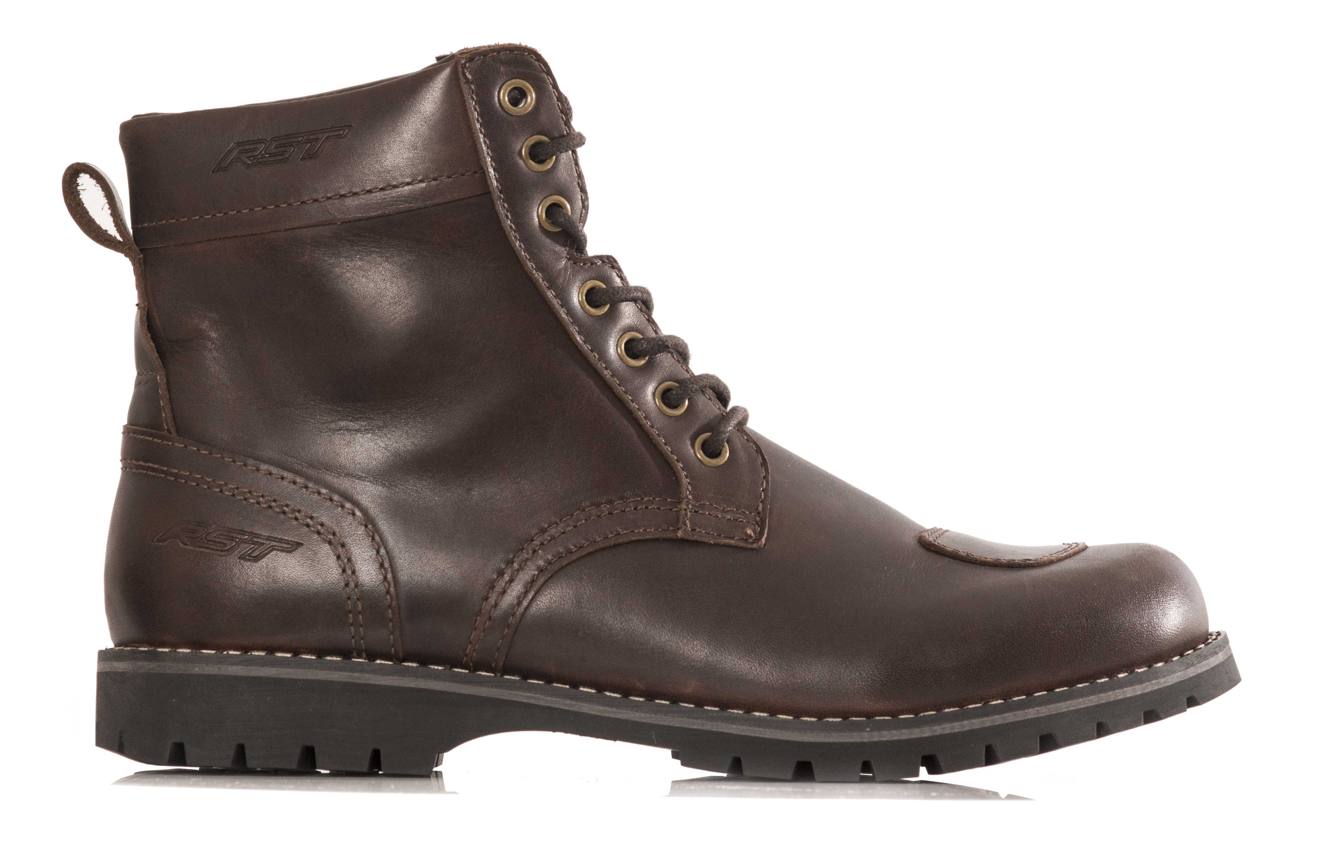 RST Roadster Brown Motorcycle Boot