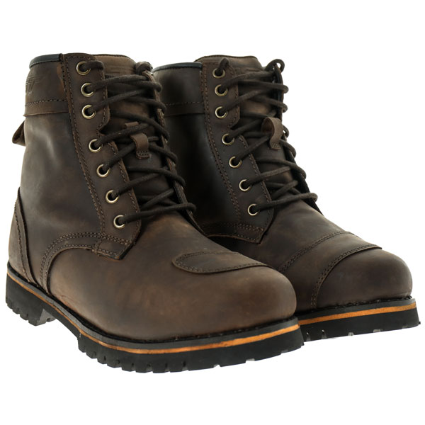 RST Roadster CE WP Men's Motorcycle Boot - Brown
