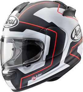 Arai Axces-3 Helmet Line Red image