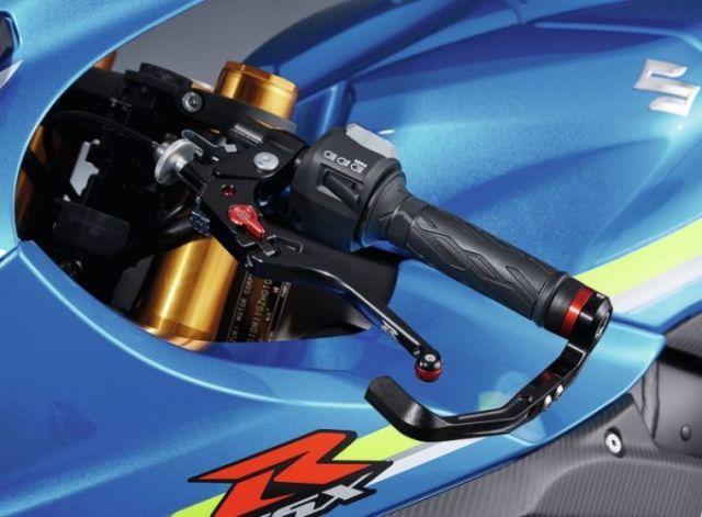 Suzuki Clutch Lever Protector GSX-R1000