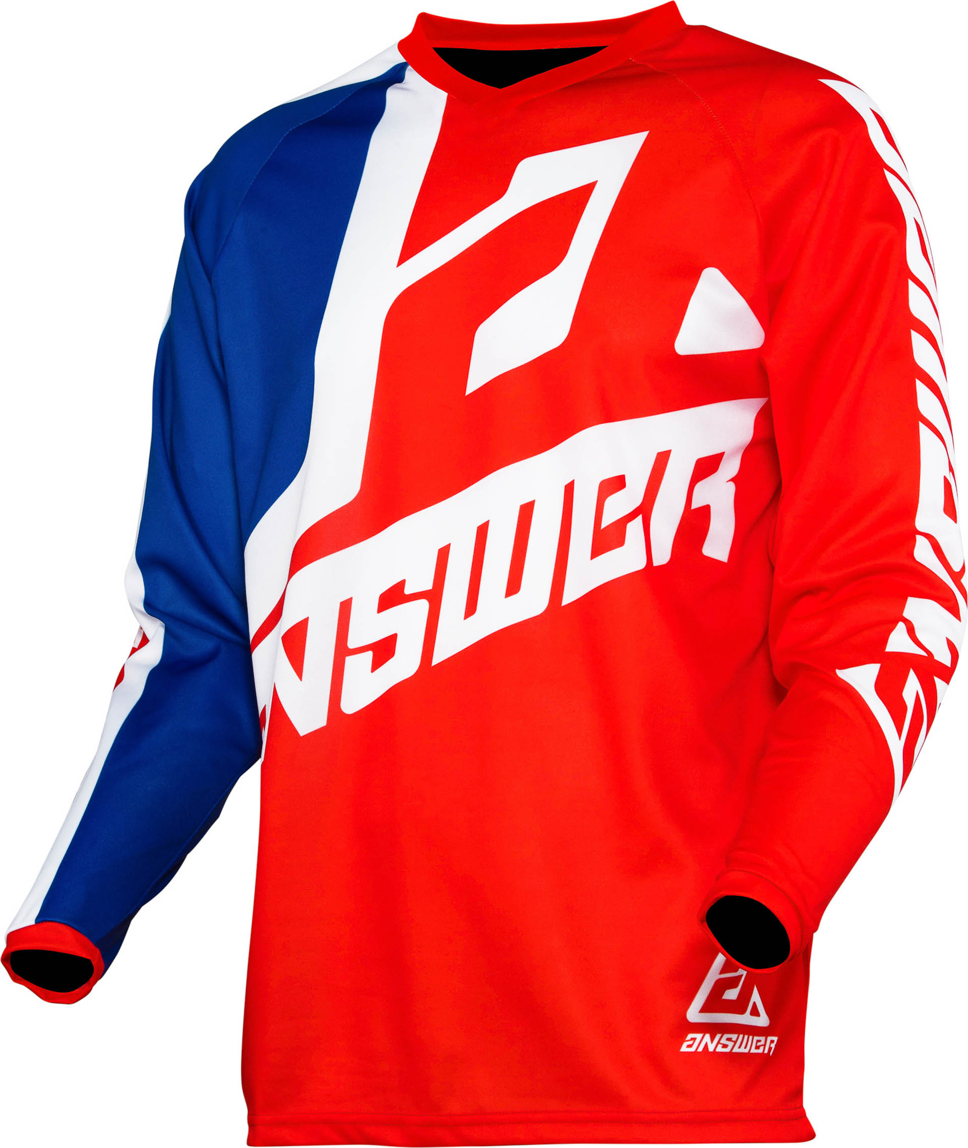 Answer Kids Syncron Voyd Motocross Enduro Shirt