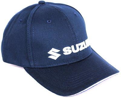 Suzuki Team Cap (Blue)