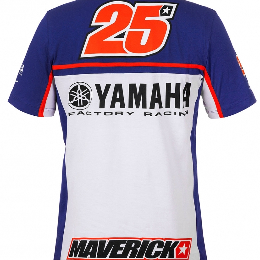 Yamaha Maverick Vinales MV25 T-Shirt