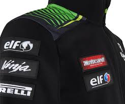 Kawasaki Race Team Superbike Zip Sweatshirt