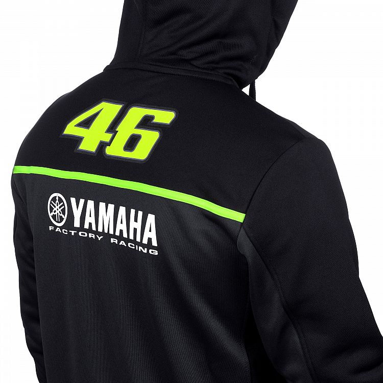 Yamaha Valentino Rossi VR46 Dry Fit Hoody