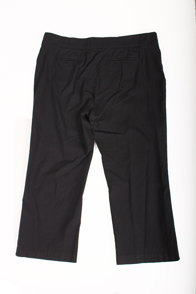 752a394e43e4f Style   Co. New Black Stretch Pants 24Wp  32.98 637825547351