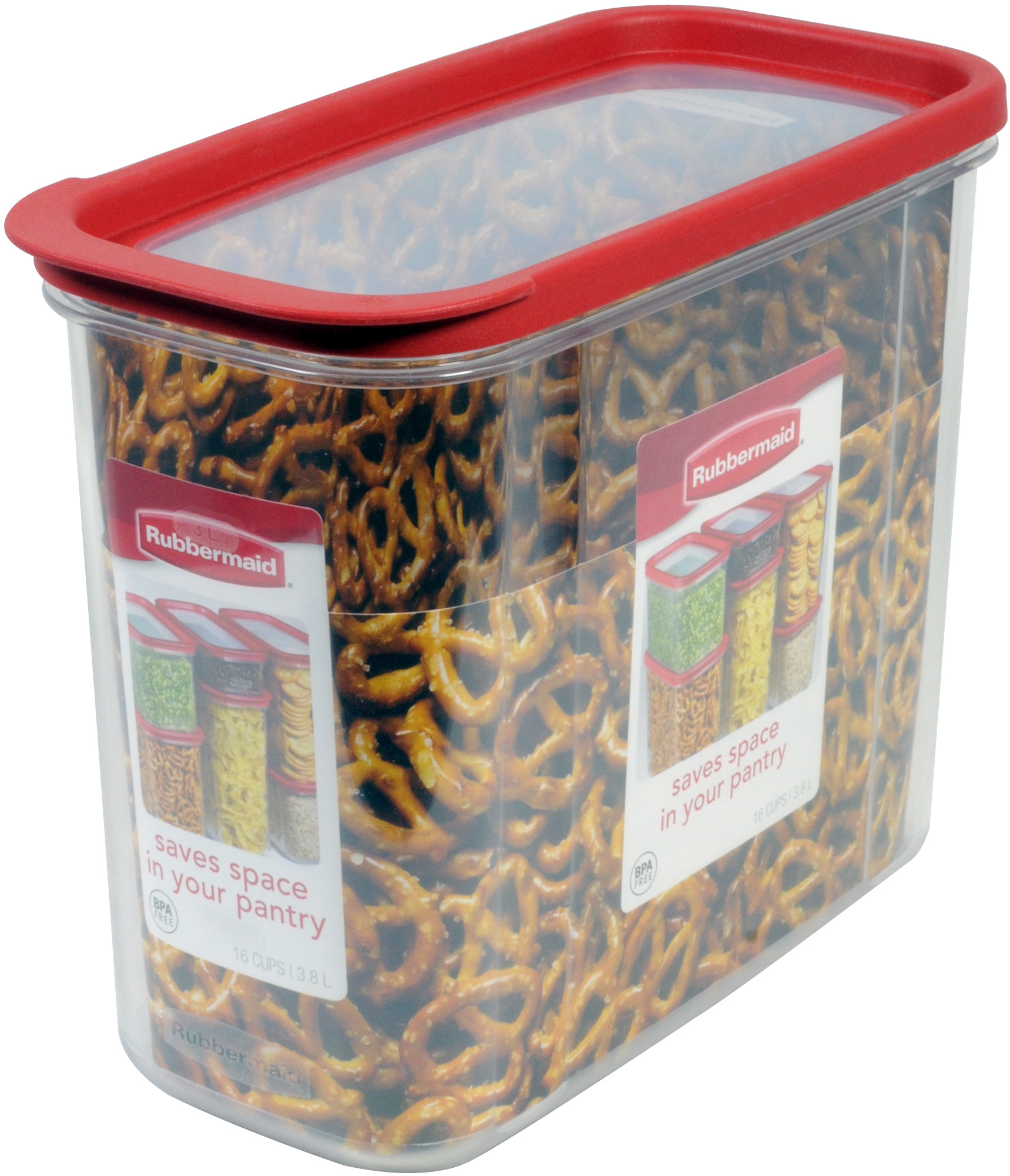 Rubbermaid Modular Dry Food Container | eBay