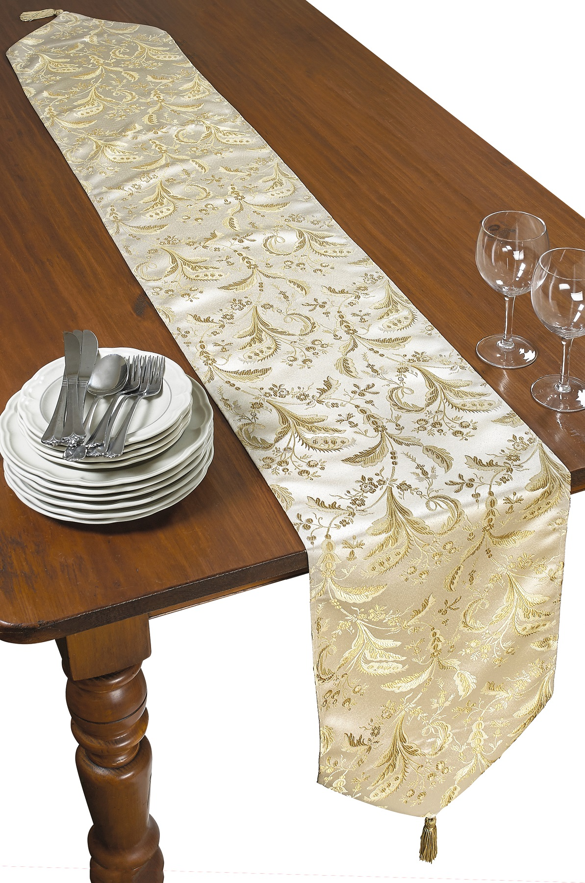 honey jute runner table products rug the tr tablerunners vanilla placemats runners falltablescape place braided ginger