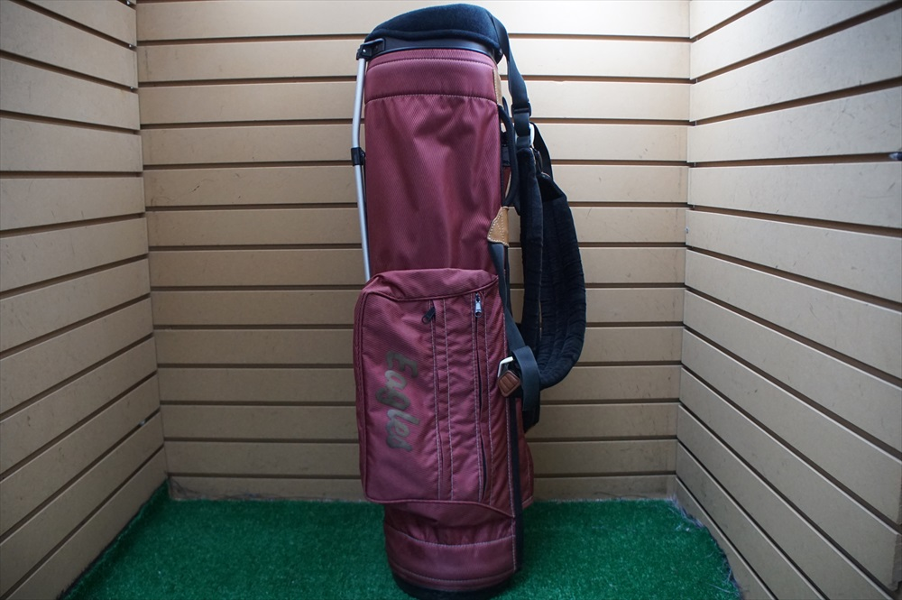 Vintage Ping Golf Quot Boston College Quot Hoofer Stand Bag 4