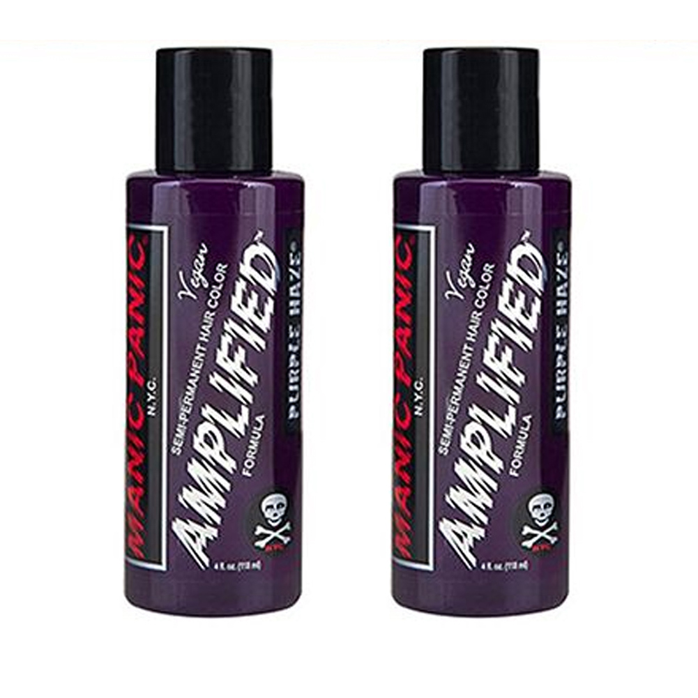2-x-Manic-Panic-Amplified-Semi-Permanent-Hair-Color-Various-Colours-118ml thumbnail 45