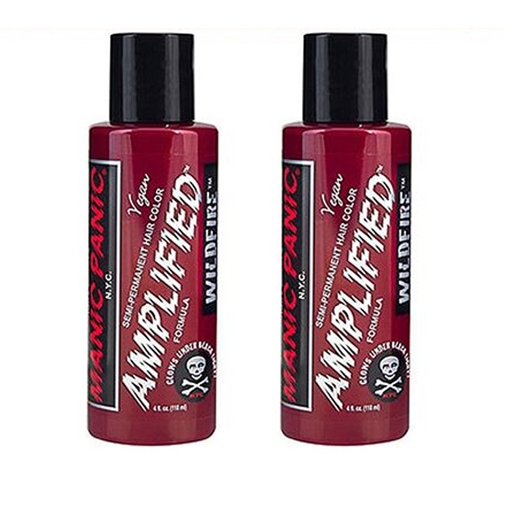 2-x-Manic-Panic-Amplified-Semi-Permanent-Hair-Color-Various-Colours-118ml thumbnail 72