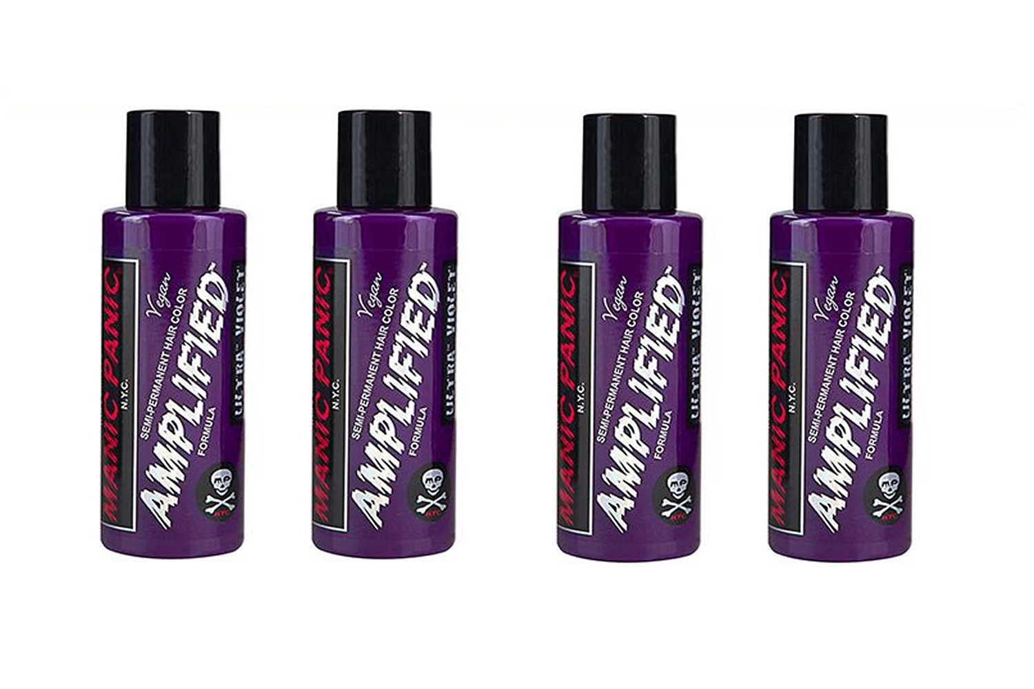4X-Manic-Amplificada-Semi-Permanente-Coloracion-de-Cabello-Varios-Colores-118ml