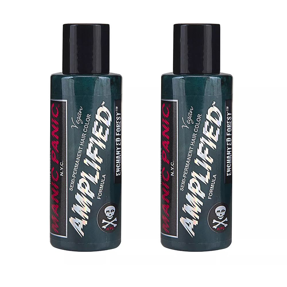 2-x-Manic-Panic-Amplified-Semi-Permanent-Hair-Color-Various-Colours-118ml thumbnail 27