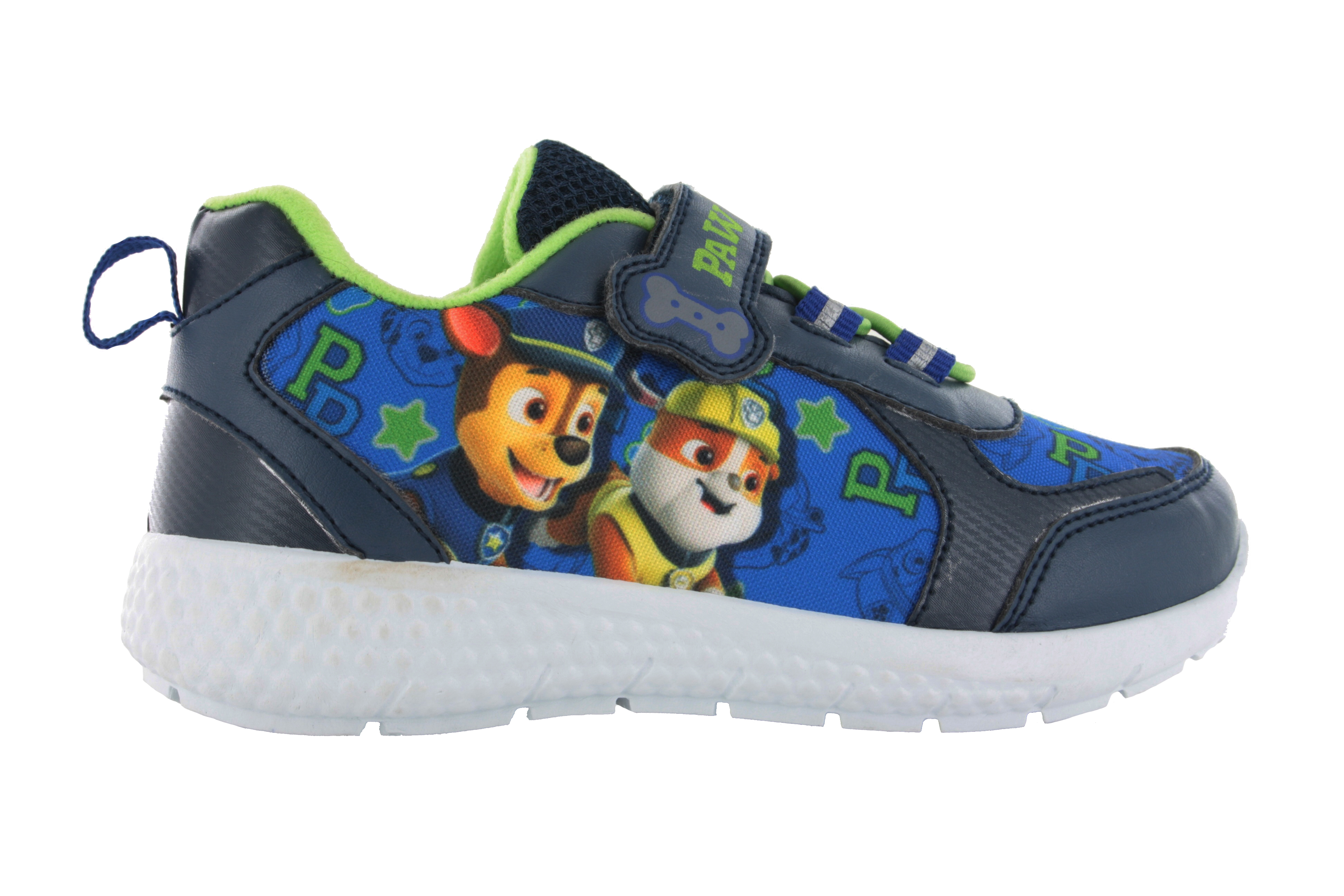 BOYS PAW PATROL CHARACTERS CASUAL TRAINERS SPORTS SHOES KIDS UK SIZE 5-10