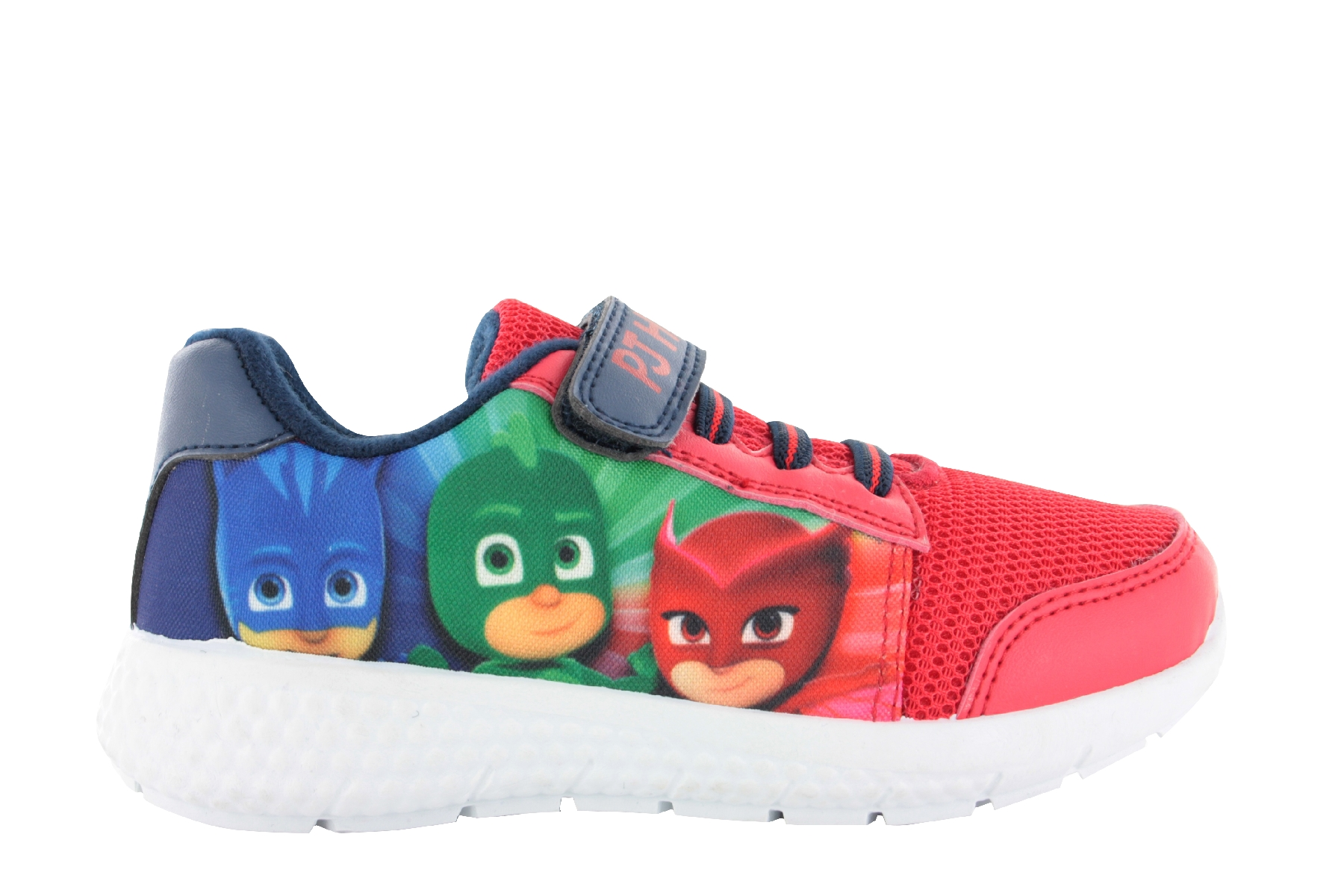 PJ Masks Sneakers Shoes Size 7 8 9 10 11 or 12 Light Up Gecko Cat Boy