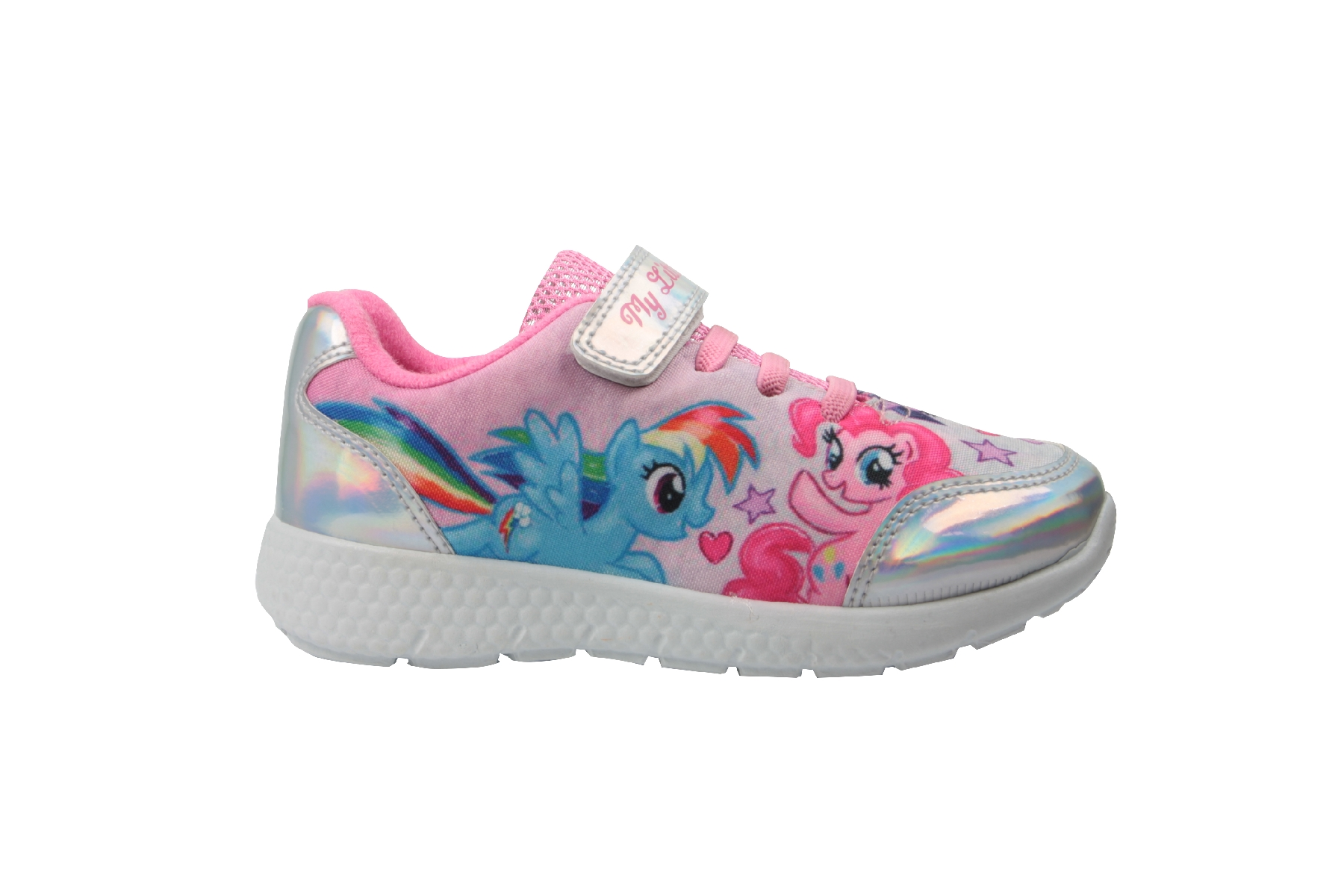 My Little Pony Girls Low Top Sports