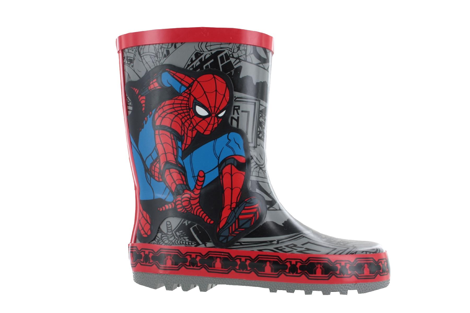 Jungen Spiderman rote Gummistiefel Gummistiefel Gummistiefel jungen Kids Kinder verschiedene Gr en