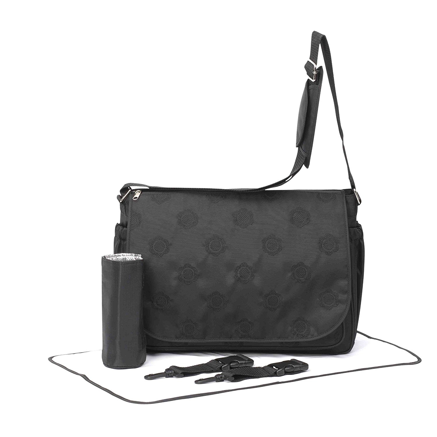 Look - Changing stylish bags baby video