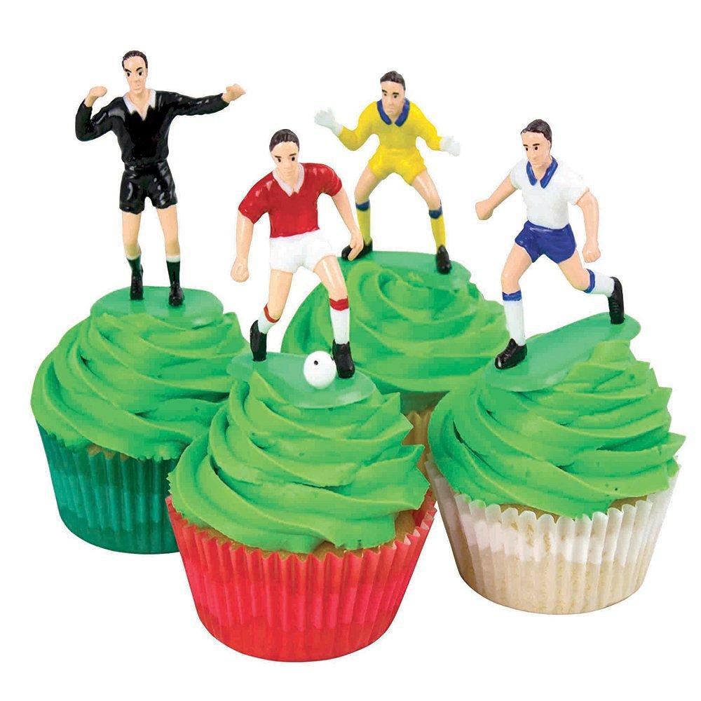 Soccer Cake Toppers