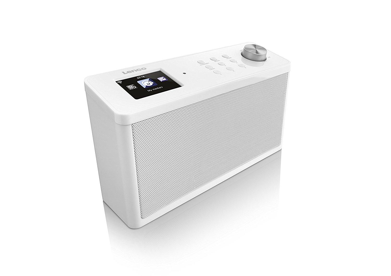 Lenco KCR-2014 Kitchen Internet radio with FM MP3 AUX Suspendable ...