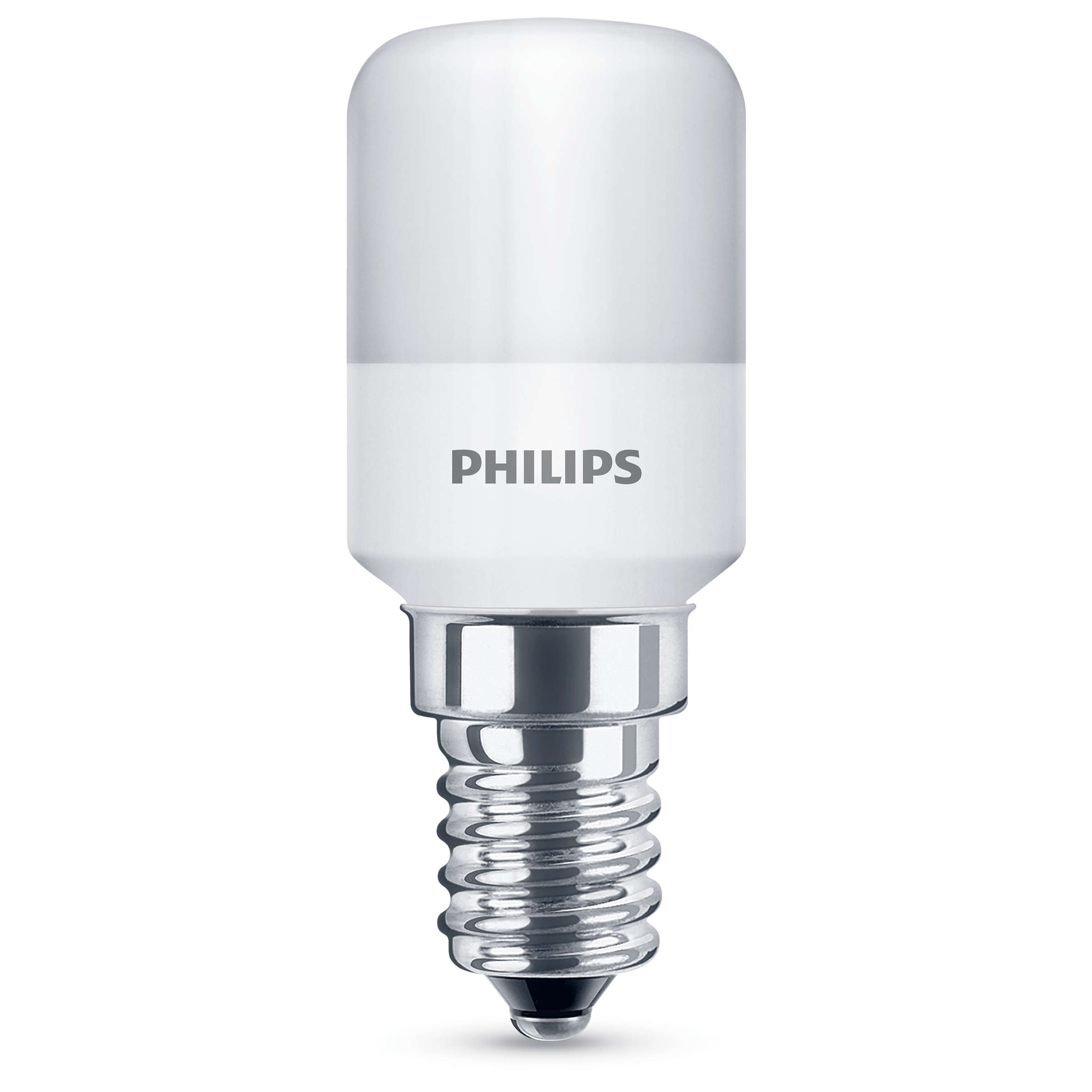 2 X Philips Led T25 Frosted E14 Edison 15w Appliance Fridge Light Bulbs 136lm Ebay
