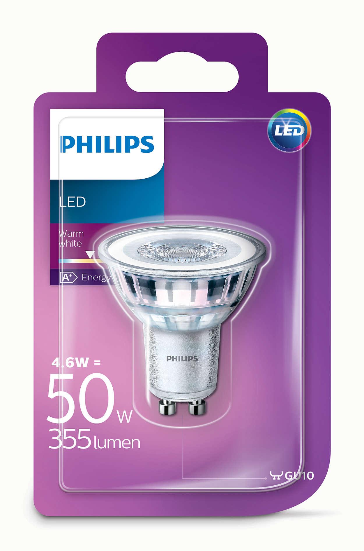 929001215201_x1_pack Luxus Philips Led Gu 10 Dekorationen