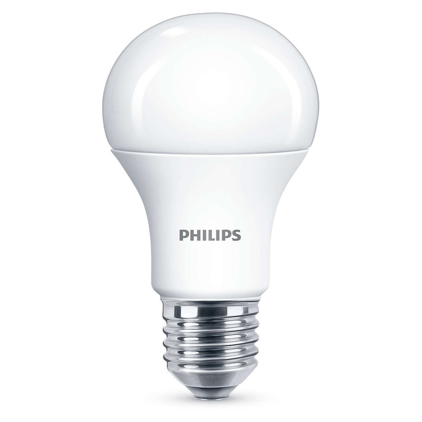 philips 8718696510162 e27 edison screw 11 w led light bulb cool white ebay. Black Bedroom Furniture Sets. Home Design Ideas