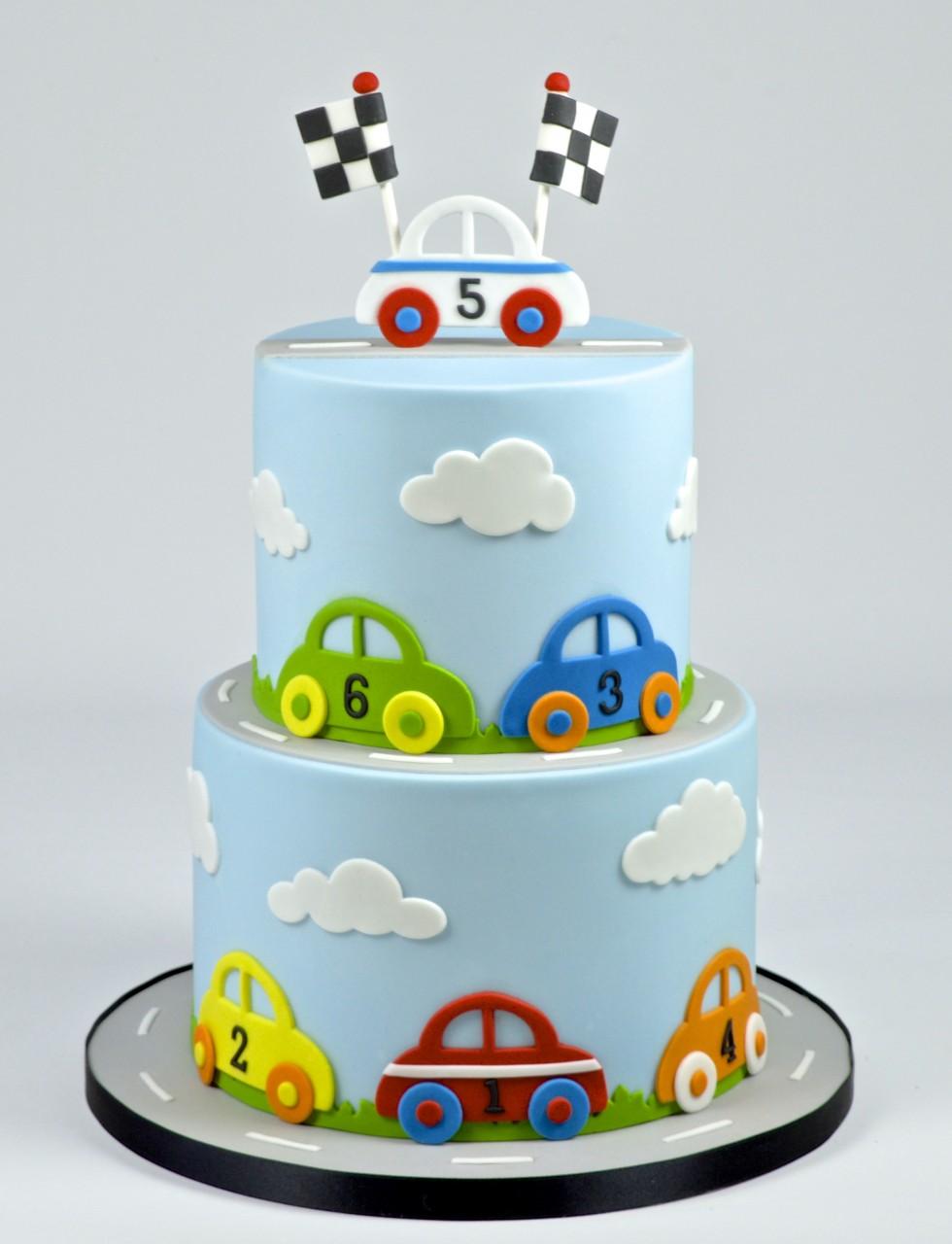 Cake Decoration Car : FMM CUTE CAR Cutter Set Cake Icing Decoration Decorating Sugarcraft Cutting Tool eBay