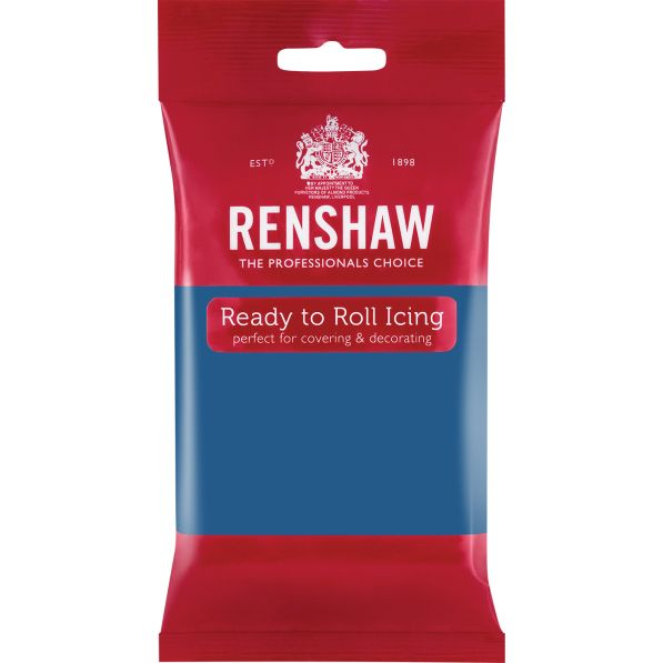 Renshaw-Fondant-Icing-Sugar-Paste-Colour-Ready-To-Roll-For-Cake-Decorating-250g