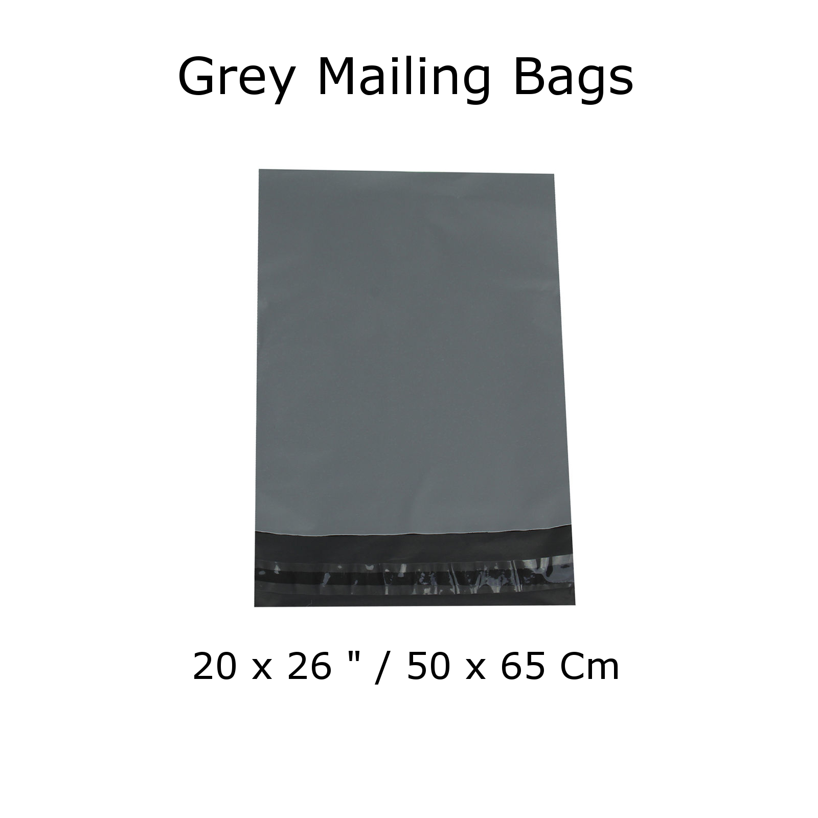Grey-Mailing-Bags-Plastic-Postage-Strong-Mailing-Sacks-Postal-Small-Medium-Large