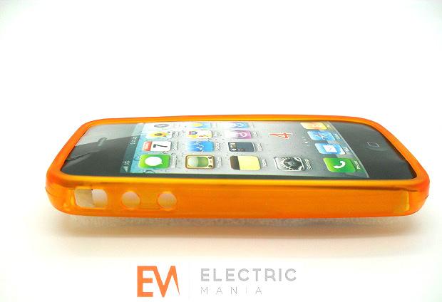 iPhone-4-4s-Soft-Plastics-Rubber-Bumper-Cases-Cover-Protector-Multiple-Colours