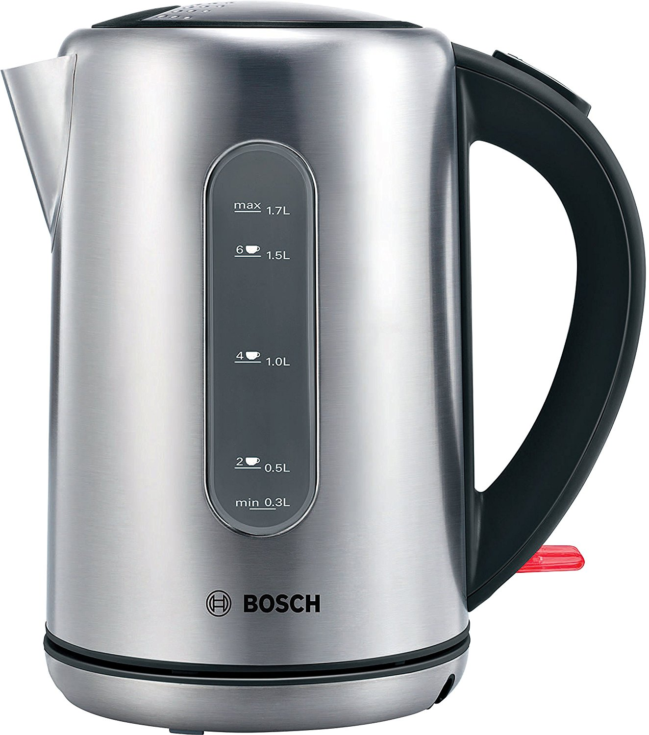 Bosch TWK7901GB City Collection Stainless Steel 1.7 Litre 3Kw Rapid ...