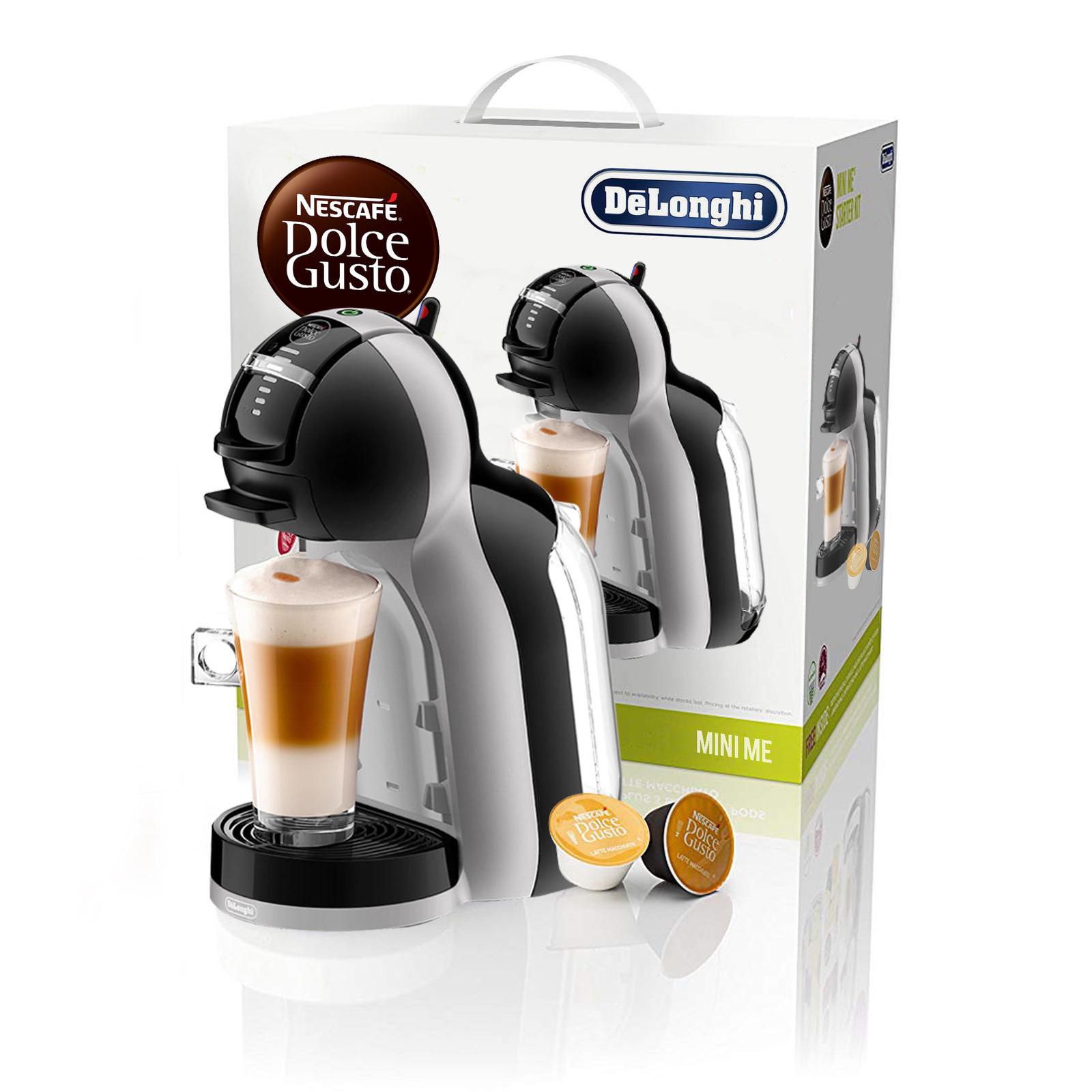 nescaf dolce gusto by de 39 longhi mini me edg155 bg capsule pod coffee machine ebay