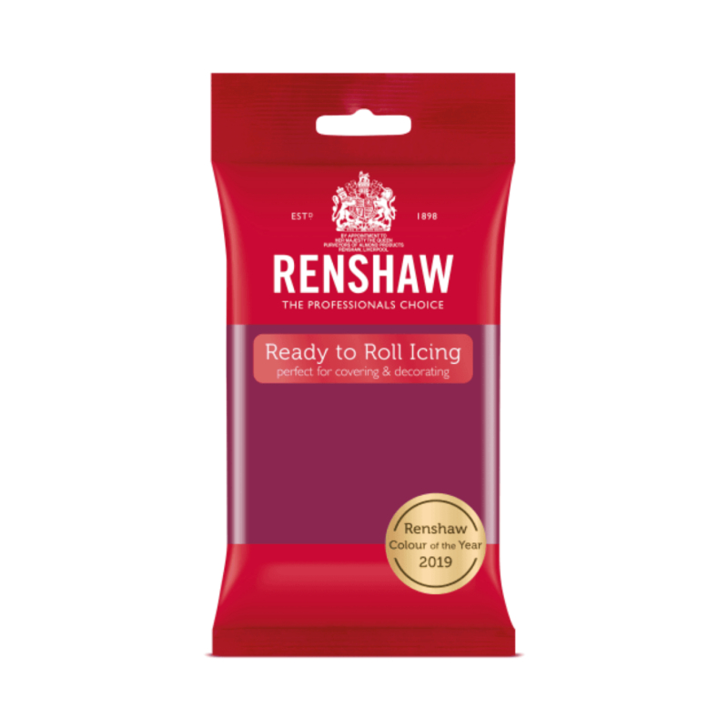 Renshaw-Fondant-Icing-Sugar-Paste-Colour-Ready-To-Roll-For-Cake-Decorating-250g thumbnail 6