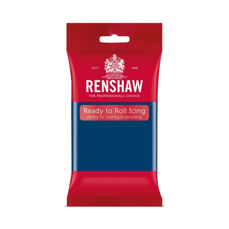 Renshaw-Fondant-Icing-Sugar-Paste-Colour-Ready-To-Roll-For-Cake-Decorating-250g thumbnail 28