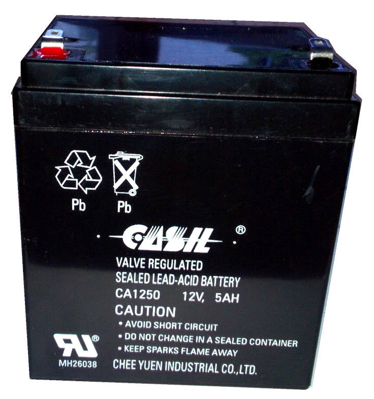 casil ca1240 12v 4ah first alert adt alarm replacement battery by neptune 2 yr. Black Bedroom Furniture Sets. Home Design Ideas