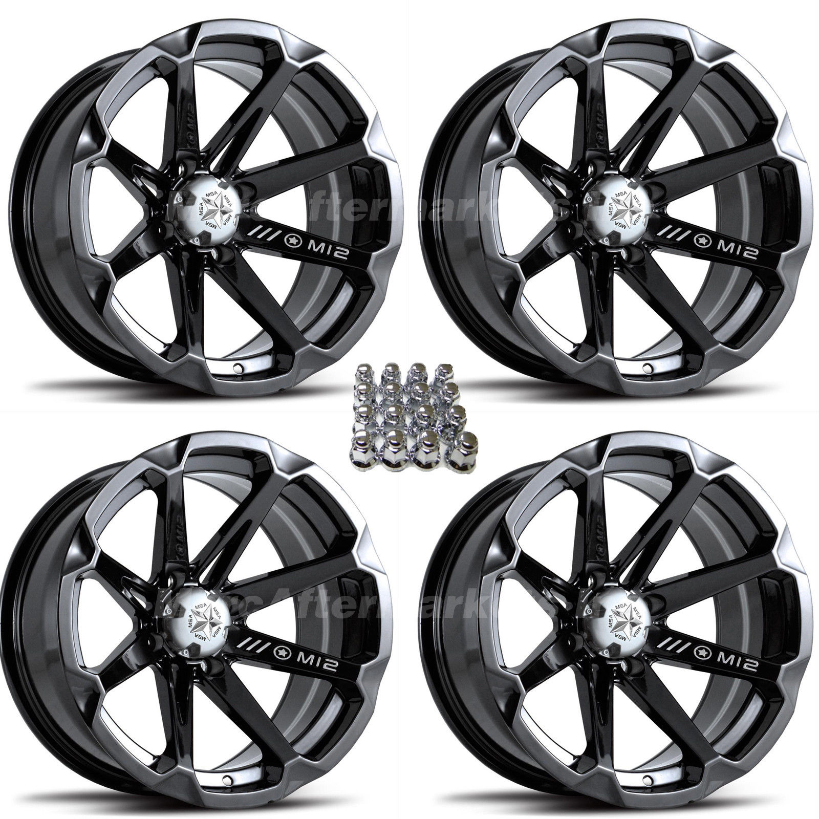 Msa m12 diesel 14 atv utv wheels for polaris rzr ebay msa m12 diesel 14 atv utv wheels for polaris rzr sciox Gallery
