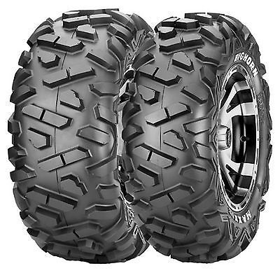 Details about Pair of Maxxis Bighorn Radial ATV / UTV Tires 28x10x14 RWL