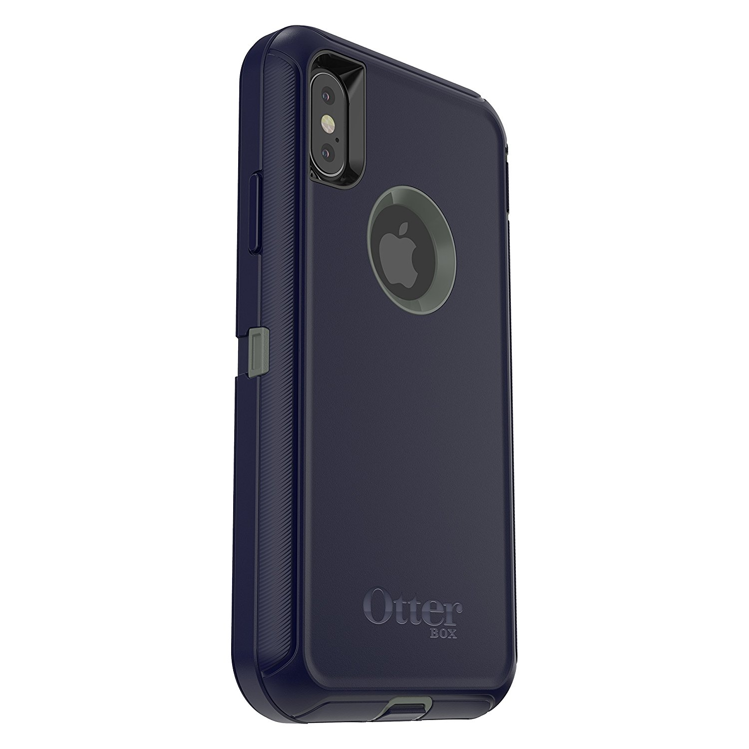 OtterBox-Defender-iPhone-Xs-X-Screenless-Case-Holster-Port-Covers-All-Colours-VS thumbnail 8