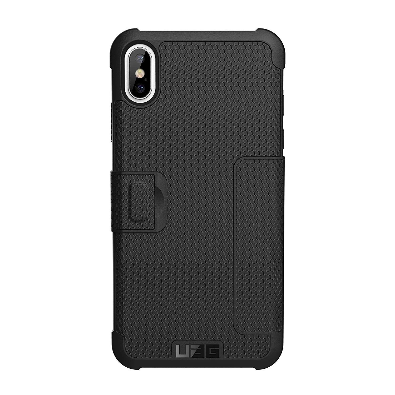 UAG-Metropolis-iPhone-Xs-Max-Card-Slot-Folio-Wallet-Case-All-Colours-VS thumbnail 4