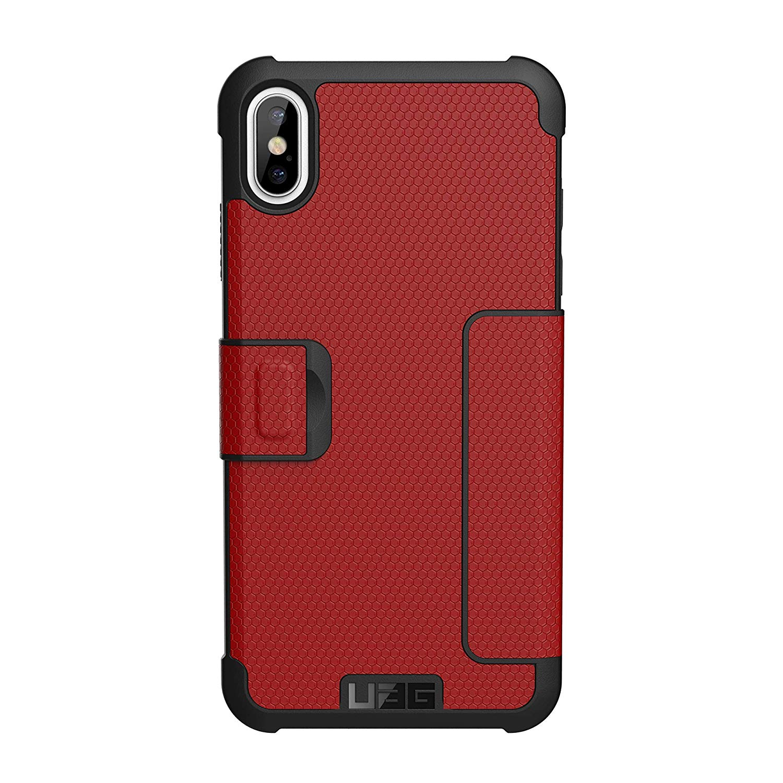 UAG-Metropolis-iPhone-Xs-Max-Card-Slot-Folio-Wallet-Case-All-Colours-VS thumbnail 12