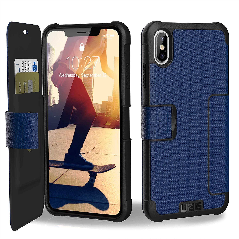UAG-Metropolis-iPhone-Xs-Max-Card-Slot-Folio-Wallet-Case-All-Colours-VS thumbnail 7
