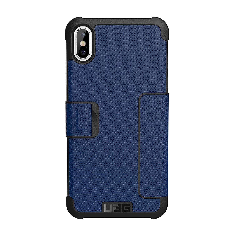 UAG-Metropolis-iPhone-Xs-Max-Card-Slot-Folio-Wallet-Case-All-Colours-VS thumbnail 8