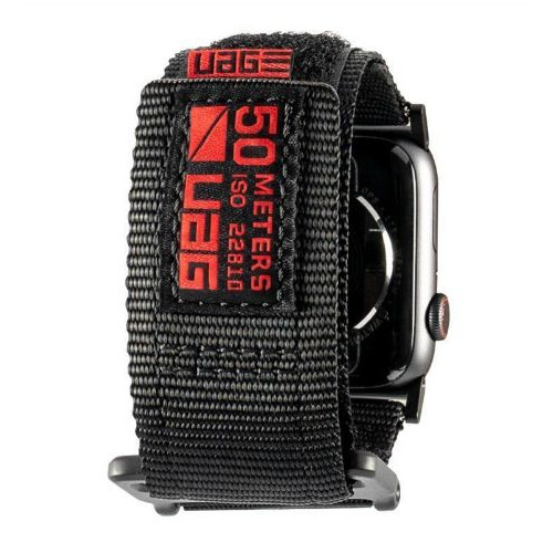 UAG-Apple-Watch-Strap-40mm-38mm-Active-Leather-And-Nato-All-Models-VS thumbnail 5