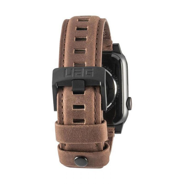 UAG-Apple-Watch-Strap-40mm-38mm-Active-Leather-And-Nato-All-Models-VS thumbnail 9