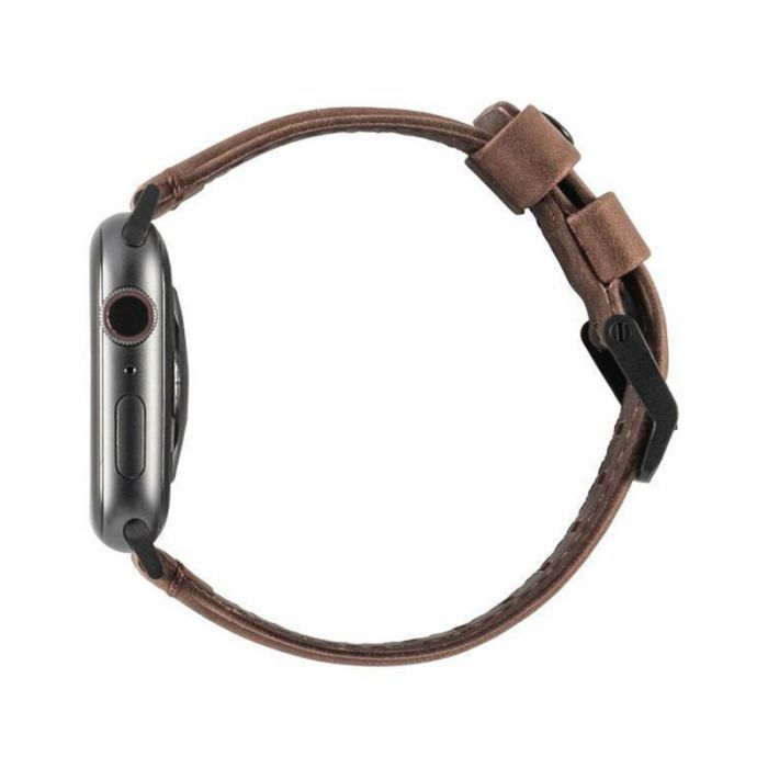 UAG-Apple-Watch-Strap-40mm-38mm-Active-Leather-And-Nato-All-Models-VS thumbnail 10
