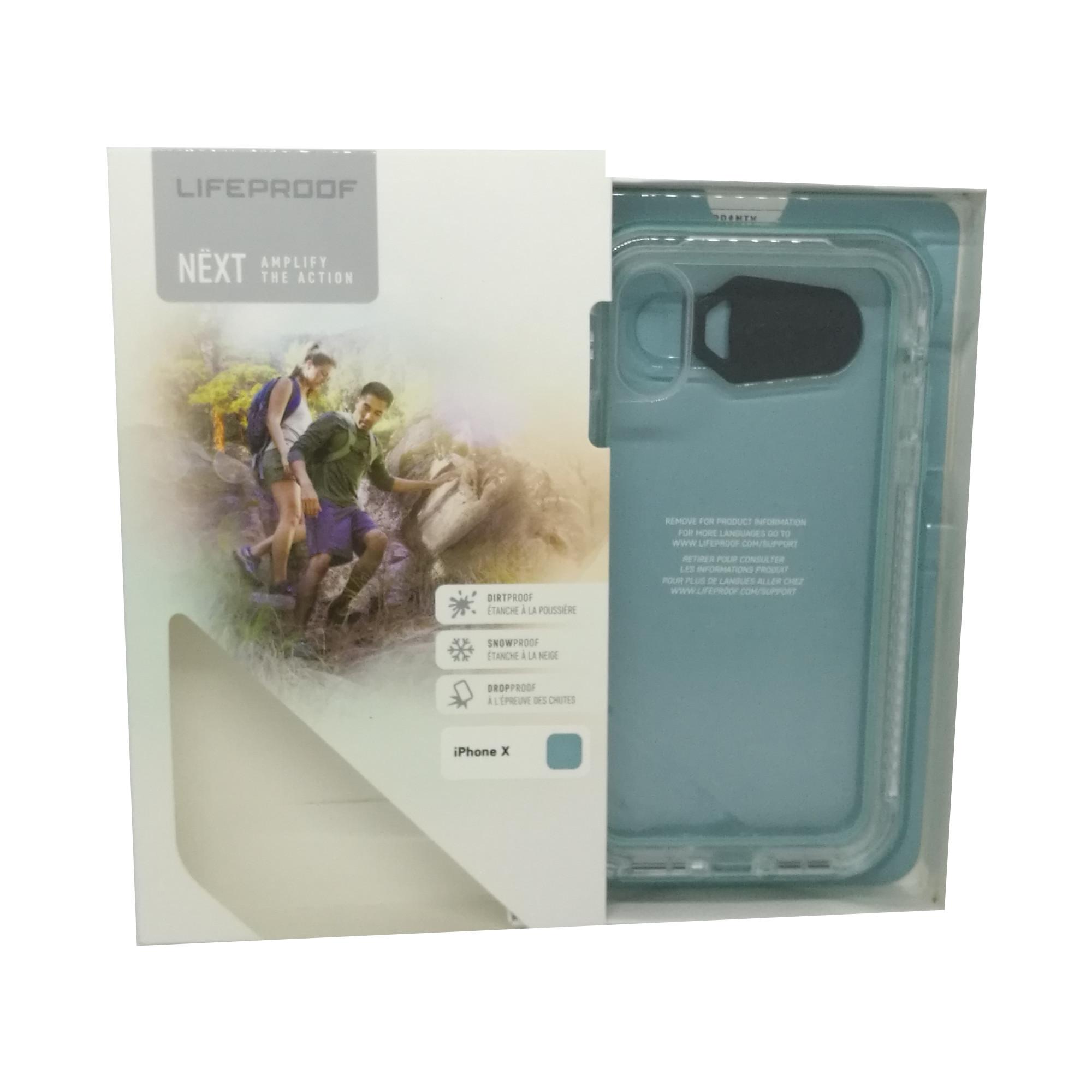LifeProof-NEXT-iPhone-X-Xs-Drop-Proof-Sleek-Stylish-Tough-Case-All-Colours-SZ thumbnail 20