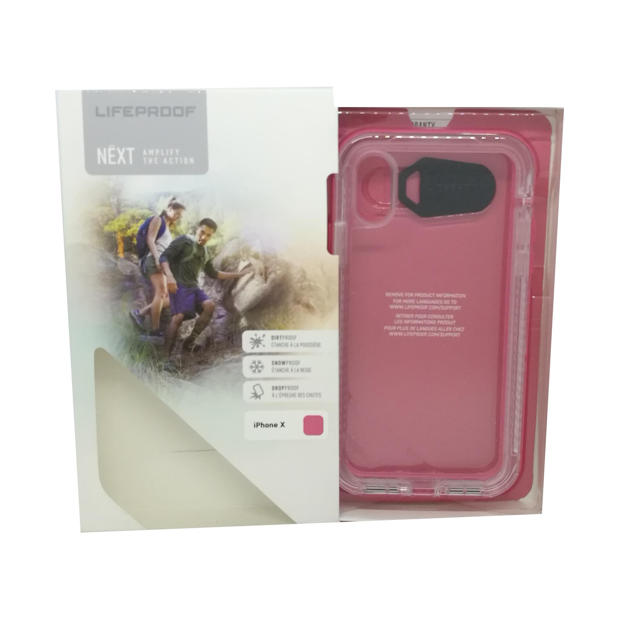LifeProof-NEXT-iPhone-X-Xs-Drop-Proof-Sleek-Stylish-Tough-Case-All-Colours-SZ thumbnail 12